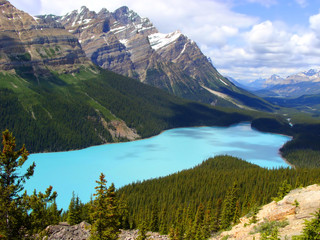 Peyto Lake, Banff National Park, Canada