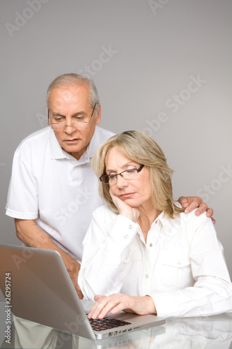 Intelligent couple on the internet