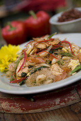 Pad Thai - Thai Food Dishes