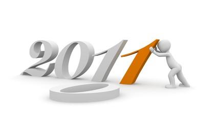 Neujahr 2010/2011