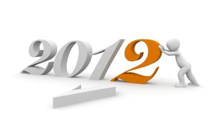 Neujahr 2011/2012