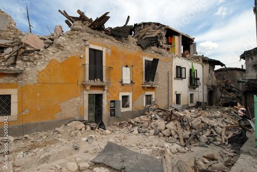 Leinwandbild Motiv Terremoto #4