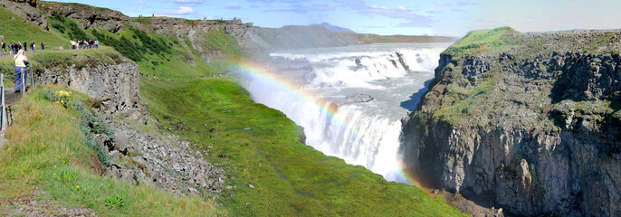 20080811 Gulfoss PANORAMICA 1