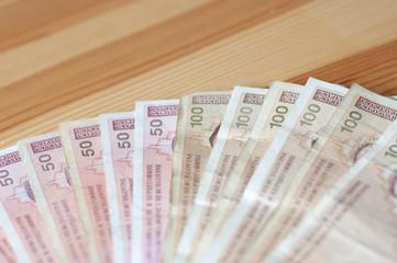 bosnian money