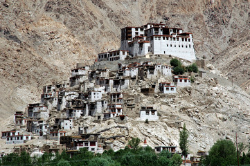 Monastero buddista, Ladakh