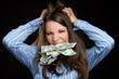 Frustrated Money Woman