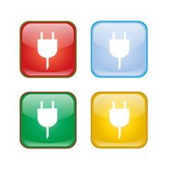 Energie Button Set