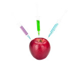 GMO concept poster