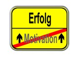Motivation - Erfolg poster