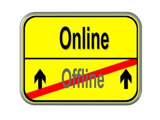Online - offline