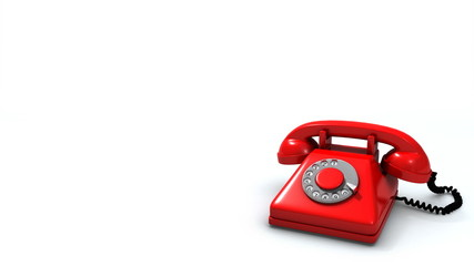 red phone animation