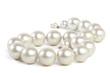 Leinwandbild Motiv Beads from pearls (shallow DOF)