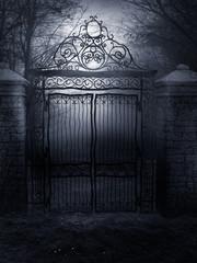 Gothic Romance Background