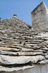 Trulli. Alberobello. Apulia.