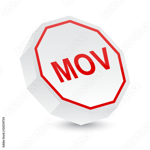 mov extension button