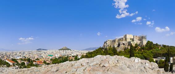 Acropolis and Athens, Greece