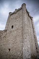Torija´s Castle in Spain , defense tower