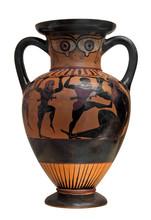 Ulisse quadri su tela quadri e poster for Vaso greco antico