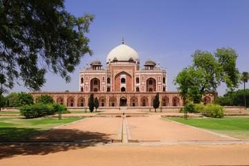 Delhi - Humayuns tomb