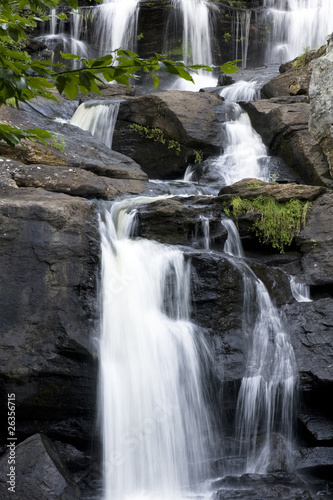 Vertical Waterfall