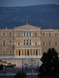 The greek parliament, ex king's palace