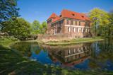 Fototapeta Zamek w Oporowie