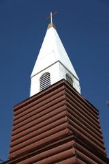 Rustic Church Steeple