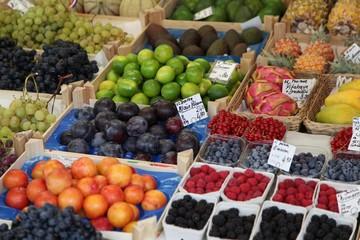 Obst im Spätsommer