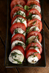 Tomato Caprese Salad