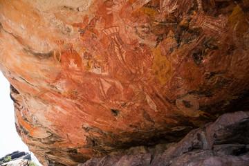 Aboriginal rocks