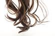 Haare mit Locken