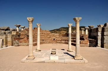 The Saint Tomb of St. John, Turkey