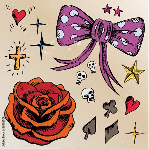 rockabilly tattoos. rockabilly tattoos vol.03