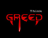 think greed poster