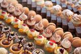 Fototapety Diversity of pastry