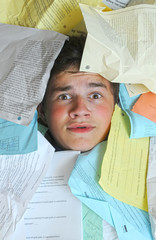 Too Many Homework Assignments