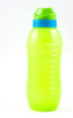 green water bottle