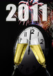 12 Uhr Jahreswechsel