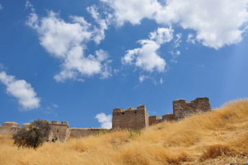 Castle of Akrokorinthos