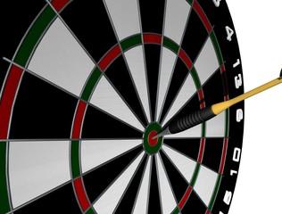 Target and 1 dart