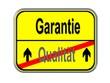 Qualität - Garantie
