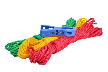 Colour cord for linen