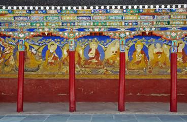 Architettura e decorazioni tibetane