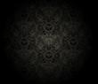 Black Wallpaper Pattern