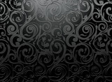 Black Seamless Wallpaper