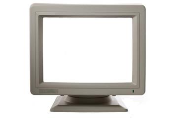 Monitor Textfreiraum