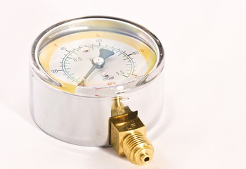 gas manometer