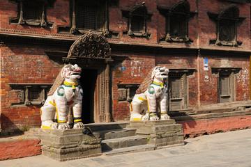 Nepal - Durbar Sqaure in Kathmandu