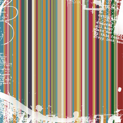 strisce colorate grunge