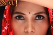 Close up of an ethnic woman